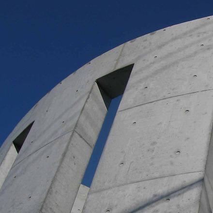 基礎伏図の作図 コンクリート仕上面